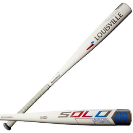 2019 Louisville Slugger Solo 619 BBCOR (-3) Baseball Bat